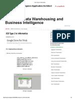 odi resume data warehouse business intelligence