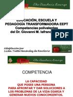 c13 esc transformadoras i - 2015