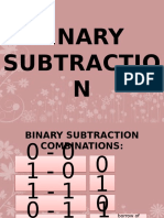(13)Binary Subtraction [Autosaved]