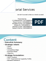 Tutorial Services Business Plan