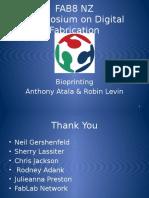 bio printing
