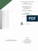 Veccia Vaglieri L. - Grammatica Teorico-Pratica Della Lingua Araba Vol 1