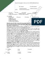 IBPS PO I Previous Paper 2011.32