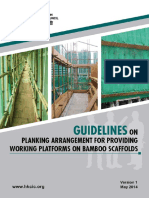 20140530 Guidelines on Planking Arrangement for Providing Working Platforms on Bamboo Scaffolds_e