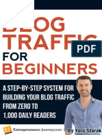 Simple Blog Traffic for Beginners