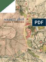 Madrid 1808_Guerra y Territorio