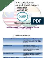 Gah- 4th Icssh