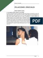 Manipulaciones Cervicales