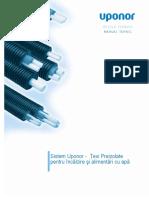 Specificatii tehnice conducte pentru instalatii in constructii