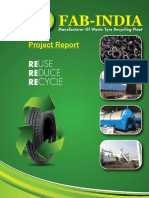 12TPD Project Report on Pyrolysis