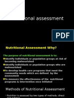 4 Nutritional Assessment