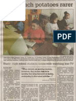Teen couch potatoes rarer, March 8, 2003