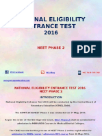 NEET 2016|NEET Online Registration 2016|NEET Phase 2