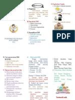 Leaflet Diet Dm
