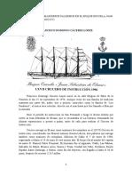 Historias de Los Marineros palermos en El Buque Escuela Juan Sebastian de Elcano IV