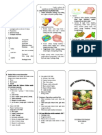 Leaflet Diet DM
