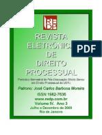 Processo constitucional contemporâneo -  Revista de Direito Processual - UERJ