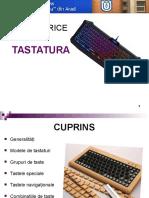 Periferice - Tastatura