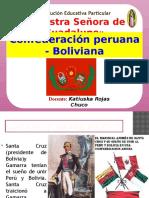 Conferedacinperuano Boliviana