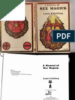 A Manual of Sex Magick , Louis T. Culling.pdf