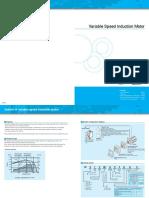 Variable Speed Motors Brochure