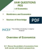 Overview of Islamic Economics