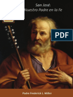 San José Nuestro Maestro en La Fe