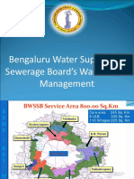 BWSSB Belandur Meeting Presentation - 26-05-16 Latest