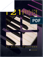 121 Country Piano Fills
