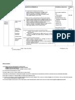 4 - Matriz Do Teste de Ciências Naturais 6A 2015-2016