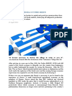 On Brexit Views from Greece