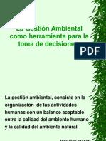 1.- Gestion Ambiental - 1ra Parte - UCV