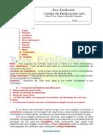 B.2.10 Ficha de Trabalho Origem e Difusão Do Cristianismo 1 Soluções