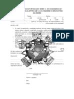 Acta de EjecuGGGción de Capacitación Sobre El Adecuado Manejo de Residuos Sólidos en Las Instituciones Beneficiarias de Pnaeqw