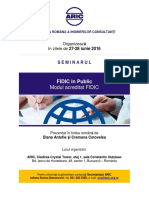 Flyer FIDIC in Public 27 - 28 Iunie 2016
