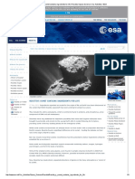Rosetta's Comet Contains Ingredients for Life _ Rosetta _ Space Science _ Our Activities _ ESA