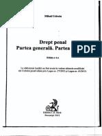 Udroiu - Dr. Penal 2013