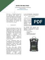 Detector Multigas