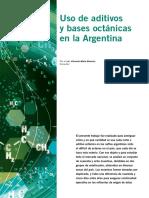 Aditivos Bases Octanicas Naftas Argentina