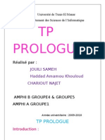 Rapport Prolog