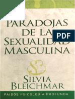 Paradojas de la Sexualidad Masculina (OCR)