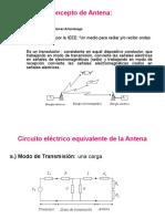 Antenas Conceptos Tipos Caracteristicas