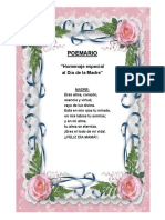 Poemario - Dia de La Madre
