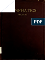 Applied Anatomy of the Lymphatics. f.p. Millard 01 03 15