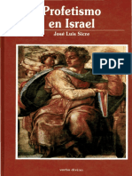 Sicre Jose Luis - Profetismo en Israel