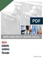DishwasherTraining Bosch