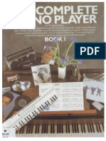 Complete Piano Player Book 1