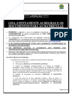 documentação - integrado