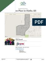 Madison Place Neighborhood Real Estate  Report