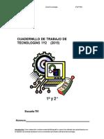 Cuadernillo de Tecno 1y2 ESO Final